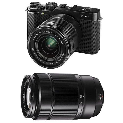 Fujifilm X-A1 Kit inkl. 16-50, zusätzlich gibts das 50-230 Tele gratis @ Amazon FR
