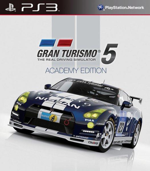 (UK) GT5 Academy Edition für 10,86€ @ Shopto