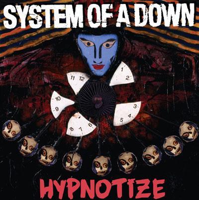 System of a Down - Hypnotize [CD] für 4,49€ @ play.com