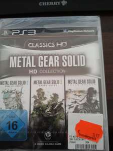 Saturn [Krefeld] - Metal Gear Solid HD Collection PS3