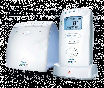 Philips Avent SCD 525 Babyphone mit Raumthermometer 69,94 Euro bei Limango für Neukunden