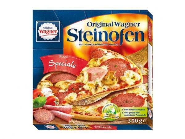 [Lokal Rostock Sky] Wagner Steinofenpizza div. Sorten 1,66€