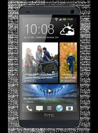 HTC One 32GB schwarz