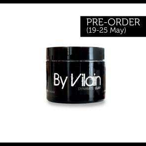 [Hair Wax] Stylingprodukt  By Vilain Dynamite Clay Pre-Order Aktion