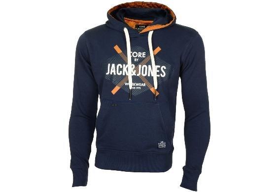 Jack&Jones Hoodies versch. Modelle (Storm / Bisbo) und Größen für jeweils 19,90€ frei von Hoodboyz