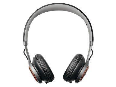 Jabra Revo Wireless Bluetooth On-Ear-Kopfhörer (Bluetooth 3.0, NFC, Freisprechfunktion) schwarz