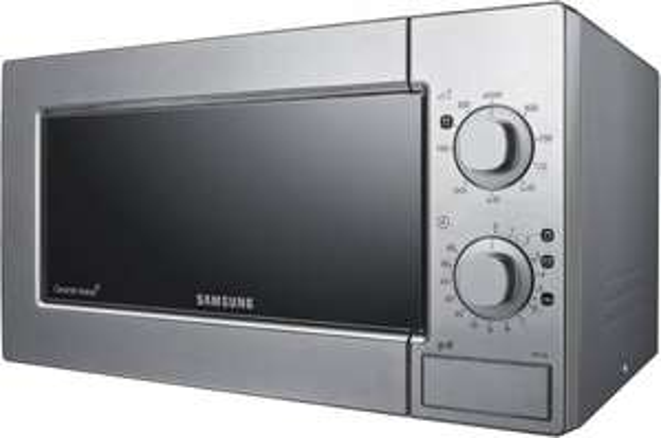 [amazon.de] Samsung GE71M-X/XEG Mikrowelle / 20 L / 750 W / Edelstahl / Keramik Emaille / Grill für inkl. Vsk 79 €
