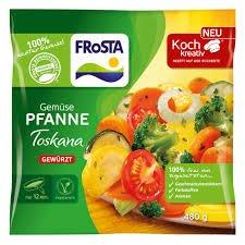 FROSTA Gemüsepfanne bei Hit für 1,39€!