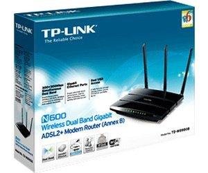 [AMZ_Blitzangebot] TP-Link TD-W8980B(DE) N600 Dualband Gigabit ADSL2+ Modem Router