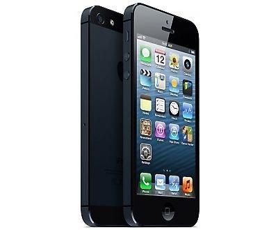 Apple iPhone 5 - 16 GB - Schwarz und Graphit @ebay 459€