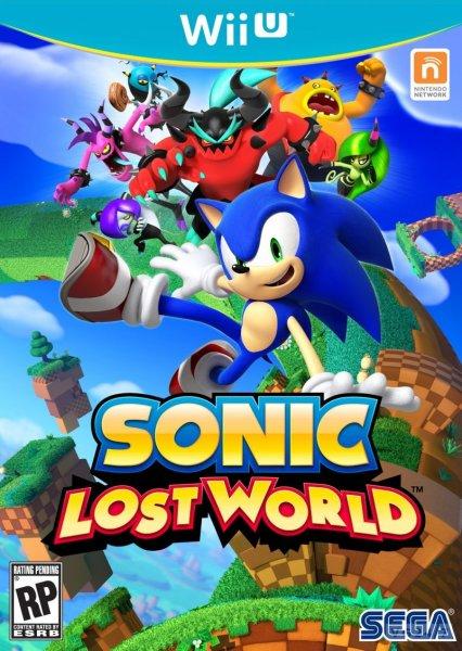 Sonic Lost World [WiiU] Saturn Berlin Alexanderplatz