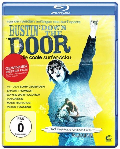 Bustin' Down The Door - Surfer-Doku [Blu-ray] für 3,99€ @Saturn
