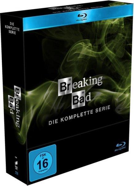 [Lokal] MM Hamburg Breaking Bad Box Blu-Ray (& Herr der Ringe Trilogie EE)