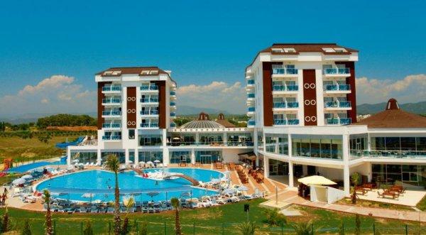 5 Sterne 5 Nächte All-Inkl 90% Holidaychek 265€ Inkl. Flug (Türkei)