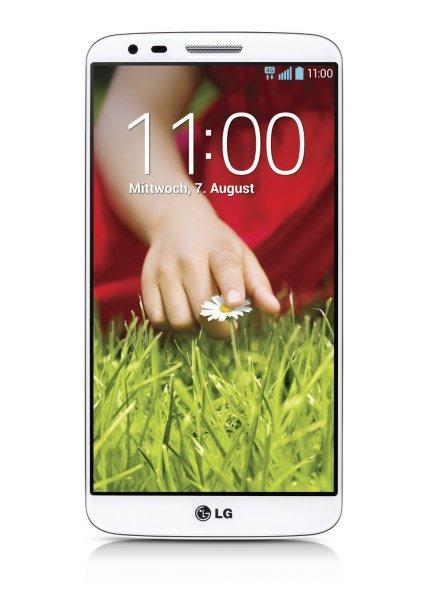 LG G2 - 32 GB Edition - Weiß - 385,99€