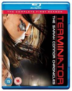 Terminator: The Sarah Connor Chronicles - Session 1 [Blu-ray] für ca. 11.49€ @ play.com