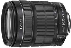 [Canon Cash Back] Canon EF-S 18-135mm 1:3,5-5,?6 IS STM [285,49 Euro]