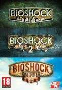 Bioshock Triple Pack (Steam) für 13,53€ @Gamersgate.co.uk