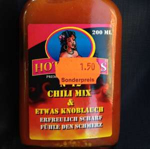 [lokal Kiel] hot mamas chili mix no 12 im sky wellingdorf