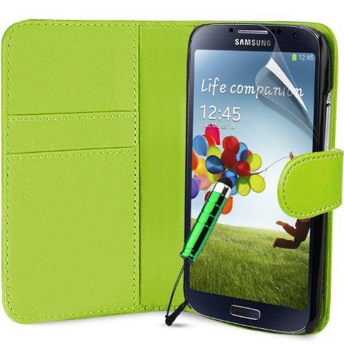 Lindgrün Supergets Hülle für das Samsung Galaxy S4 für 1 Cent