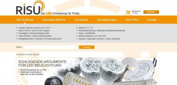 Hochwertige LED-Leuchtmittel zu Niedrigstpreisen