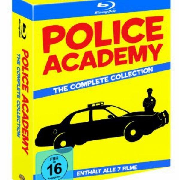 Police Academy Collection (7 Discs) (exklusiv bei Amazon.de) [Blu-ray]   Für 29,99€