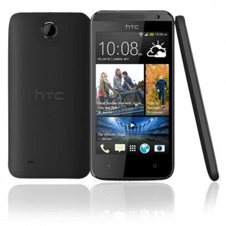 HTC Desire 300 Schwarz Anroid für 139,90€