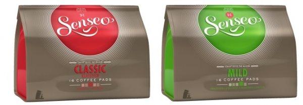 [wieder da] Senseo Kaffeepads Klassisch oder Mild für 1,55€ versandkostenfrei @ Saturn.de ( 2% Cashback möglich)