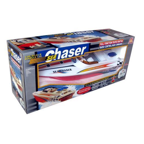 """AMAZON: Ferngesteuertes Boot """"Sea Chaser"""" für 21,25"""