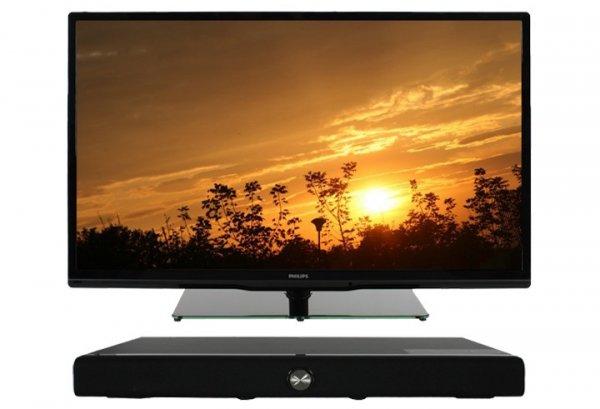 Philips 40PFL4468K Fernsehr & Philips HTL4111B Soundbar für zusammen 469€ @ Comweek