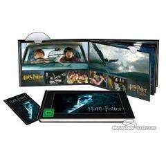 Für Fans: Harry Potter 1-6 + Platzhalter für 7.1 und 7.2 Collectors Edition bei Promarkt für 45 Euro