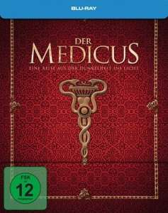 [Blu-ray] Der Medicus - Steelbook, 12 Years a Slave,  The Wolf of Wall Street u.v.m @ Alphamovies