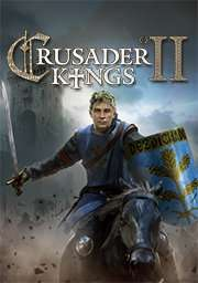 [Steam] Crusader Kings 2 + 21 DLCs +  Crusader Kings complete + EBook 15,05€ (20$)
