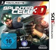 [3DS] Tom Clancy's Splinter Cell 3D @ Buecher.de