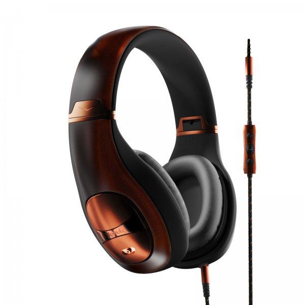 Klipsch Mode M40 Kopfhörer kupfer/schwarz