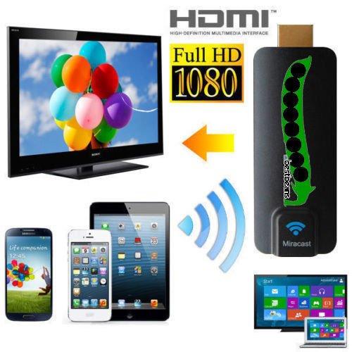 bestbeans beans cast v.2  (renkCast ) HDMI / Miracast DLNA Chromecast