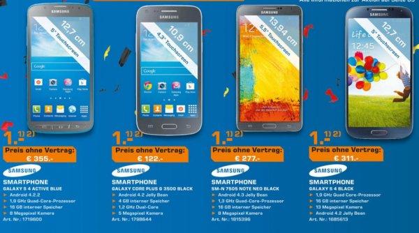 Samsung Note Neo (Lokal Saturn Neckarsulm)