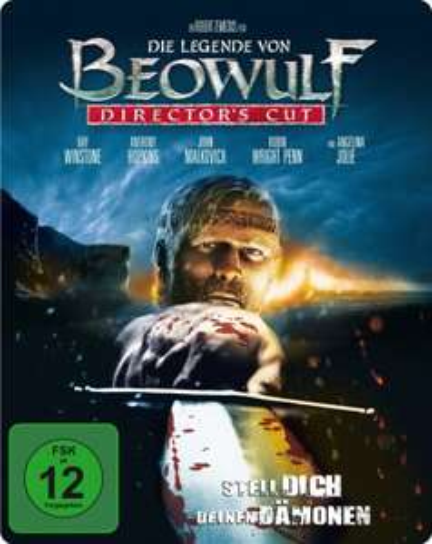 Die Legende von Beowulf D.C. Steelbook [Blu-ray] für 6,97€ @Amazon Prime