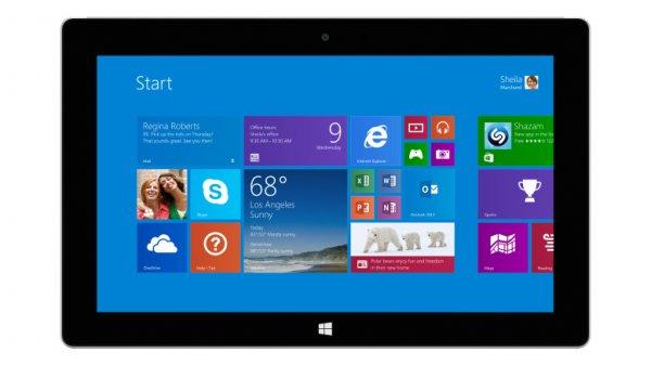 Microsoft Surface 2/Pro/Pro2 inkl. gratis Touchcover