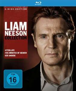 Liam Neeson Collection [Blu-ray] für 12,97€ inkl. Versand @Amazon.de