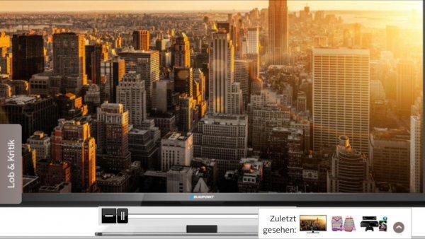 (Otto) Blaupunkt B50A204TC, 127 cm (50 Zoll), 1080p (Full HD) LED Fernseher für 405€