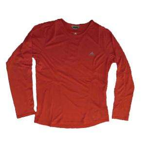ADIDAS PERFORMANCE T-Shirt RSP L/S für Frauen für 12.50€ incl.Versand