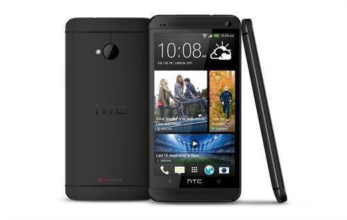 HTC One 32GB (M7) Schwarz