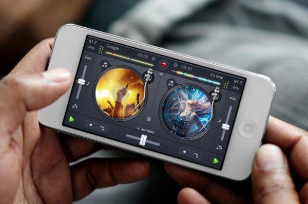 djay 2 für iPhone GRATIS anstatt 1,79€