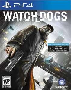 [Watch Dogs - PreOrder] [PS4] 47,50€ [Xbox One] 47,95€