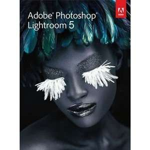Mindstar: Adobe Photoshop Lightroom 5.0 32/64 Bit Deutsch Grafik EDU-Lizenz PC/Mac (DVD)