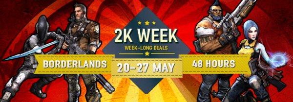 [Steam, RU] Borderlands 2 für 4€, GOTY für 8€ @Gamersgate