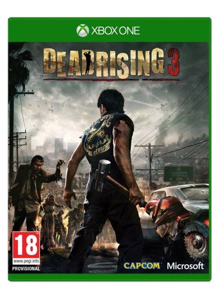 Dead Rising 3 (Xbox One) für 40,64 € inkl. Vsk. @Amazon UK/Game