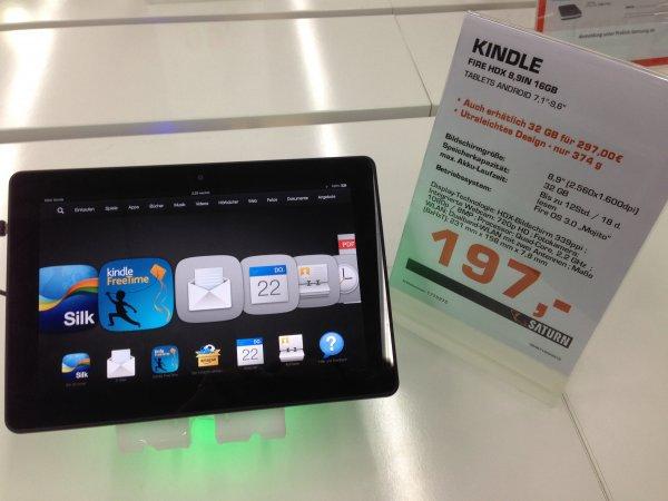 Kindle Fire 8,9 16 GB