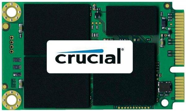 120 GB Crucial M500 mSATA III SSD DIGITALO 52,68 € inkl. Versand